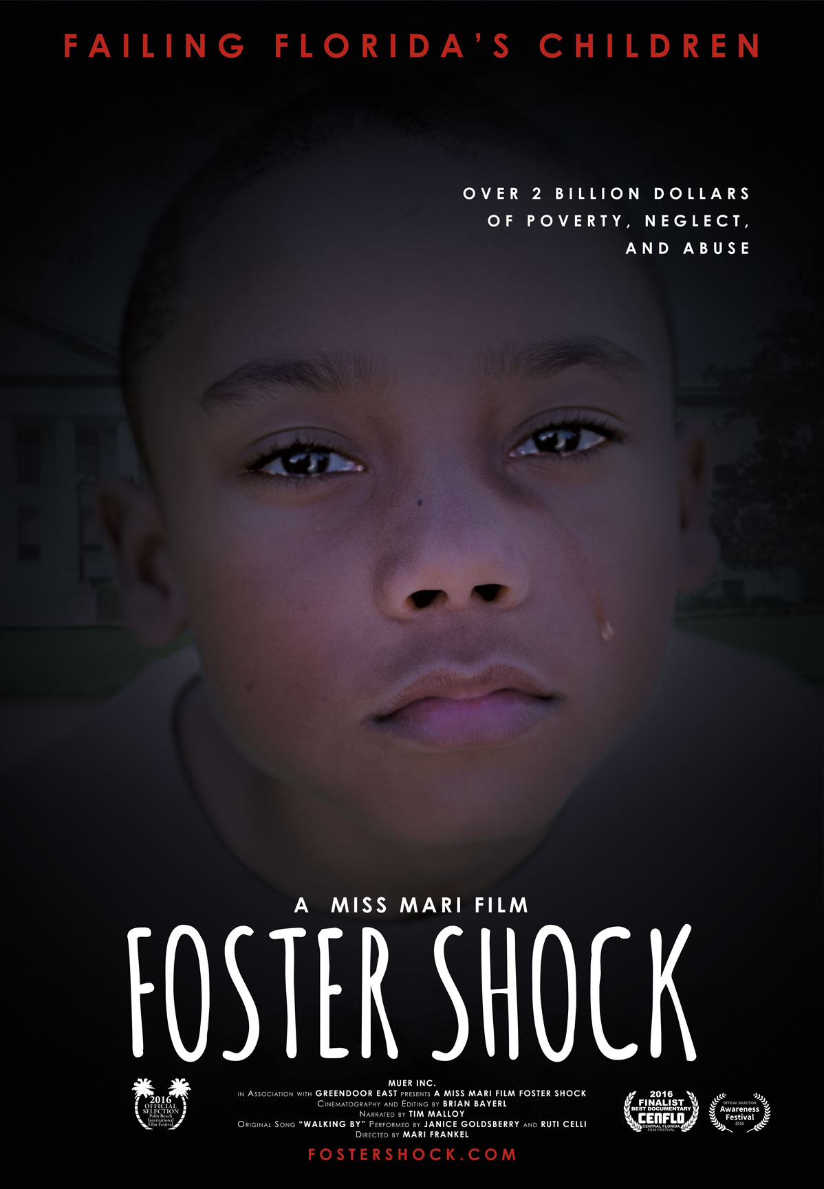Foster Shock Poster Image